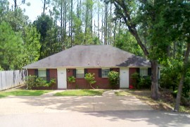 Oak Haven Duplex (120) at 120 Oak Haven Road, Purvis, MS 39475 for 650