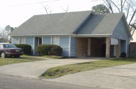 Single Family Home at 4707 W. 4th Street at 4707 West 4th Street, Hattiesburg, MS 39402 for 1000