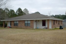 Howell Manor Apartments 3br/2ba at 1104 Howell Road, Purvis, ms 39475 for 900